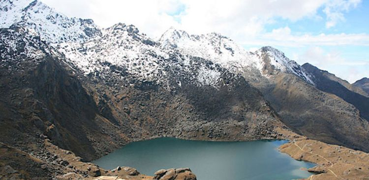Langtang and Gosainkund Lake Trekking