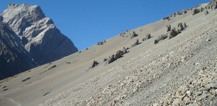 TRAIL TO TILICHO LAKE