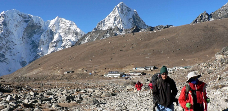 Everest Base camp Trekking is safe to travel, after Destructive earthquake on 25 April 2015.