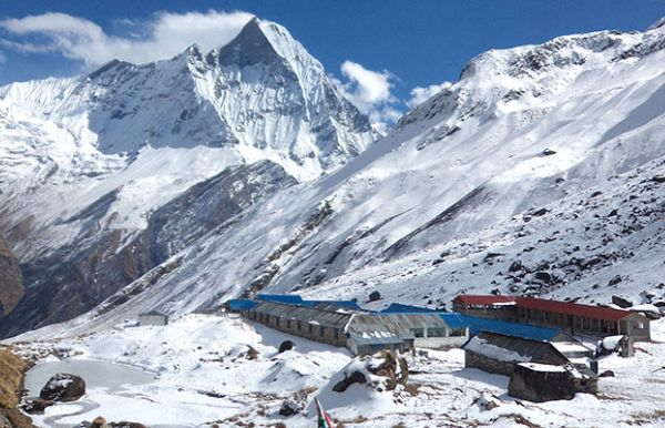Annapurna Base Camp  Trekking (13 Days)