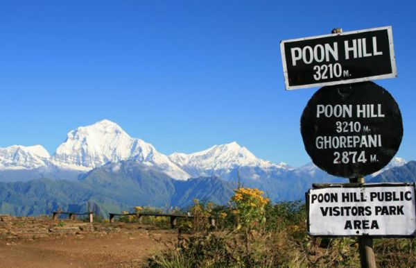 Annapurna Sanctuary and Poon hill Trekking
