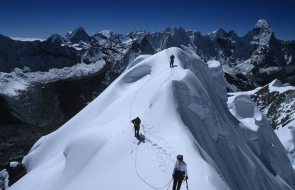 Island Peak climbing with Everest Base Camp Trekking