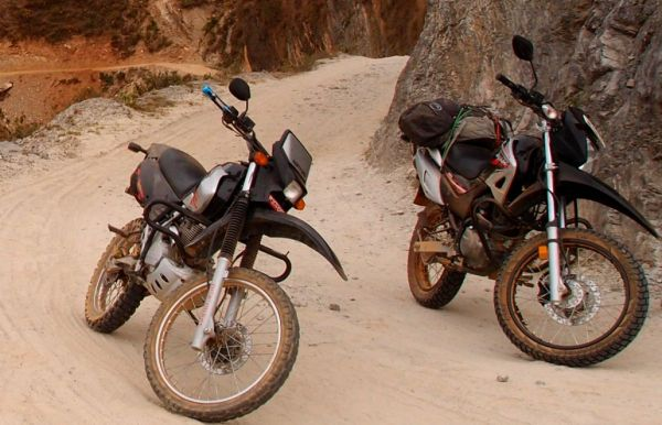Motor biking tour in Nepal