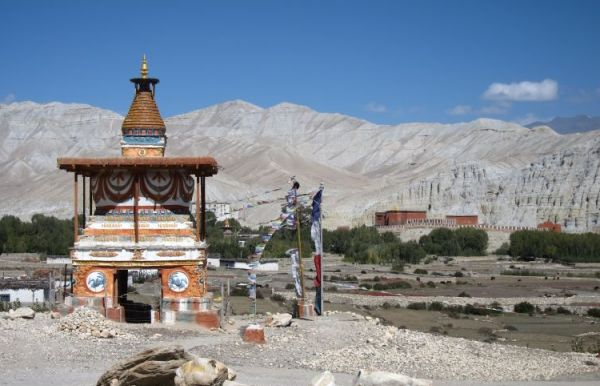 Upper Mustang Trekking (17 Days)