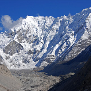 Kanchenjunga Trekking 2001 and Manaslu trekking 2003 with Nature Adventure Trekking