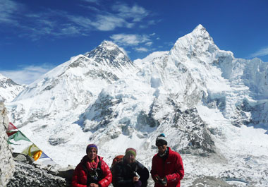 Kanchenjunga- Makalu and Everest 3 Pass Trekking (GHT 82 days Trekking)