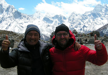 Everest Base camp Trekking with Nature Adventure Treks
